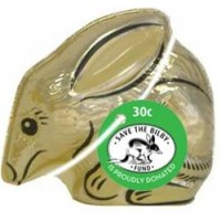 Pink Lady Gold Foiled Bilby 60g
