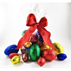Dark Chocolate Egg Gift Bag