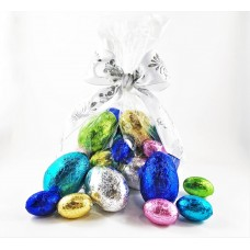 Milk Chocolate Egg Gift Bag