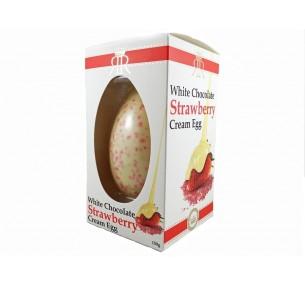 Strawberry Cream Egg
