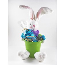 Thumper Rabbit with Mini Eggs Green