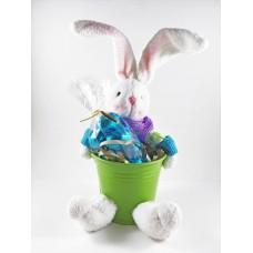 Thumper Rabbit with Mini Eggs Green