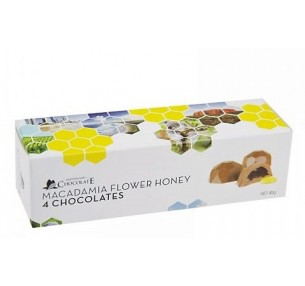 Macadamia Flower Honey Chocolates 40g