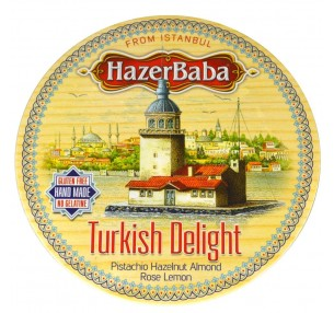 Turkish Delight Drum 250g