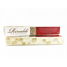 Macadamia Nougat with Meadow Honey