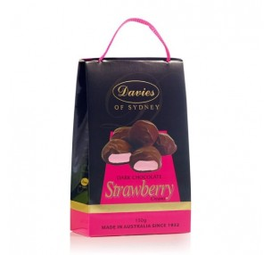 Strawberry Creams Gift Bag