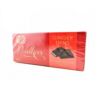 Walker's Ginger Thins
