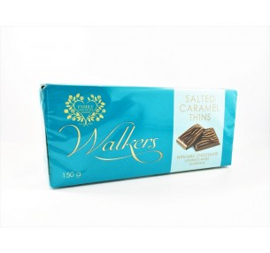 Walker's Salted Caramel Thins