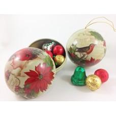 Christmas Bauble - Robin