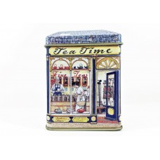 Tea Shop Gift Tin