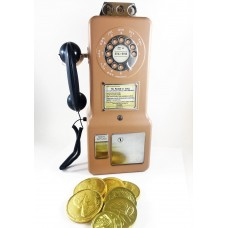 Retro Pay Phone Tin