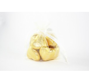 Mini Hearts Bag Gold