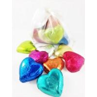 Mini Hearts Bag Rainbow