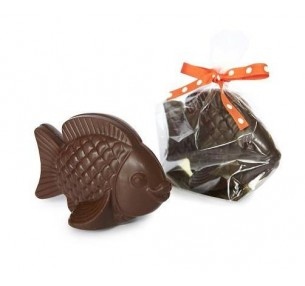 Milk Chocolate Fish