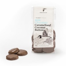 Caramelised Coconut Buttons