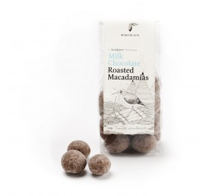 Milk Roasted Macadamias
