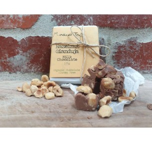 Milk Chocolate Hazelnut Gianduja