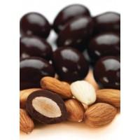 Newman's Dark Chocolate Almonds 1kg