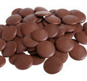 Milk Chocolate Pastilles 500g