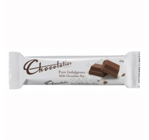 Chocolatier Pure Indulgence Milk Bar 40g