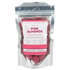 Organic Pink Almonds