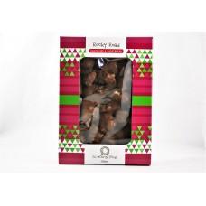 Rocky Road Christmas Box - Raspberry & Shortbread