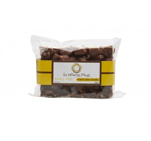 Honeycomb Caramel Rocky Road 250g