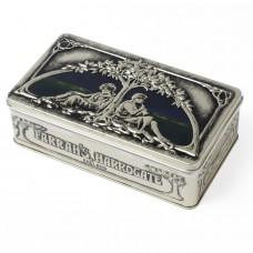 Farrah's Art Nouveau Butter Fudge Tin