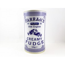 Farrah's Creamy Fudge Drum