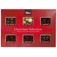 Hillier's Chocolate Selection Tray 500g