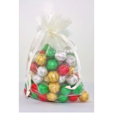Milk Chocolate Baubles Bag 500g