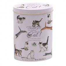 Cat Gift Tin