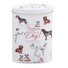 Dog Gift Tin