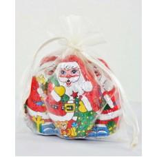 Milk Chocolate Santa Mini Bag
