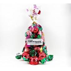 Christmas Pudding Chocolates - Share Bag